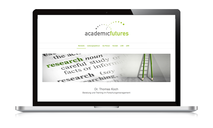 Referenz Internet Academic Futures